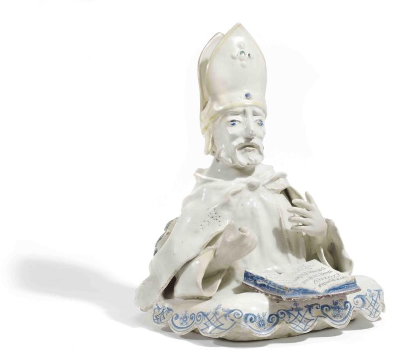 Bischof als Bowlendeckel, Kellinghusen