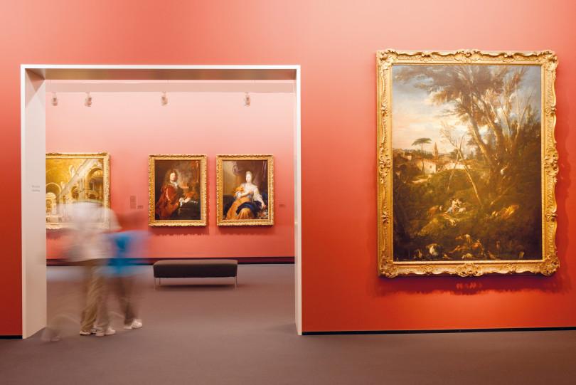 Kunsthaus Zürich Ausstellungsansicht