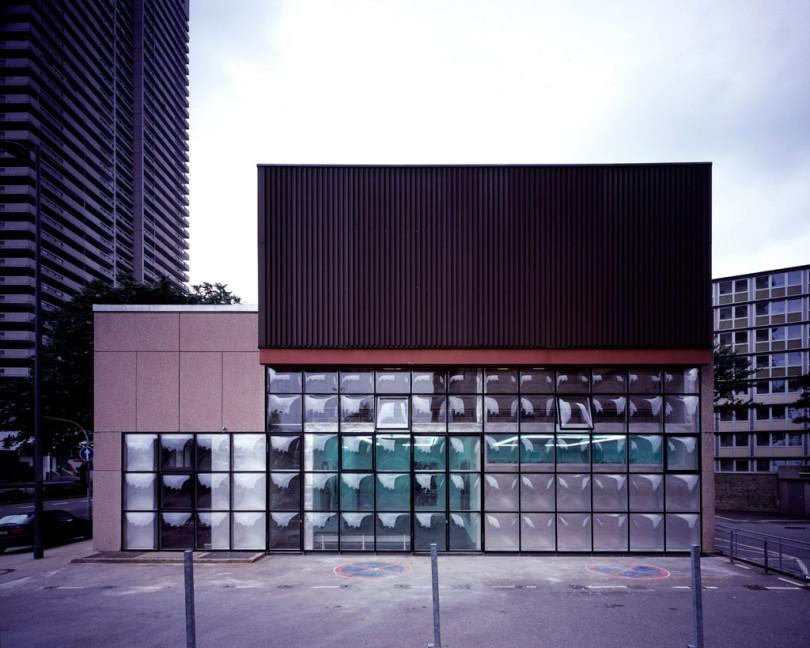 Die Galerie Hammelehle und Ahrens in Köln-Niehl