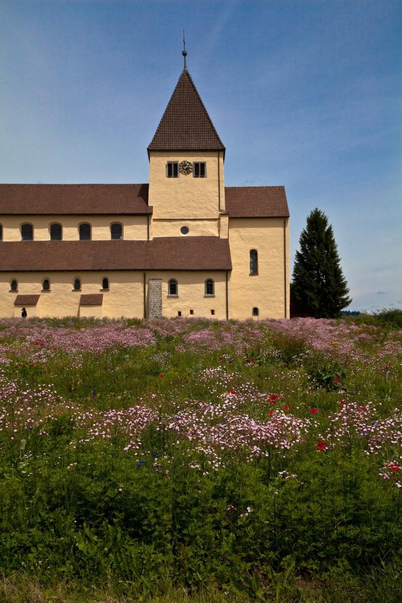 St. Georg in Oberzell auf der Insel Reichenau