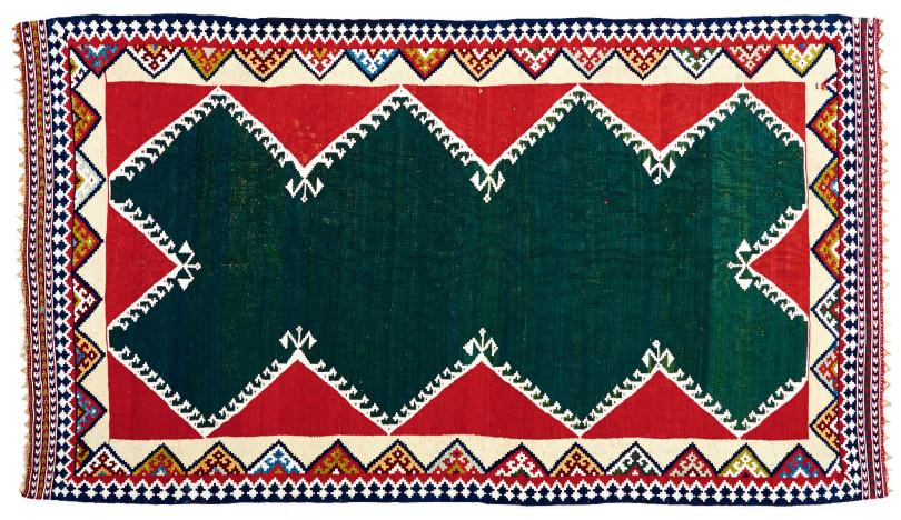 Kelim, Südpersien (Ende 19. Jahrhundert), angeboten bei Anahita Arts of Asia
