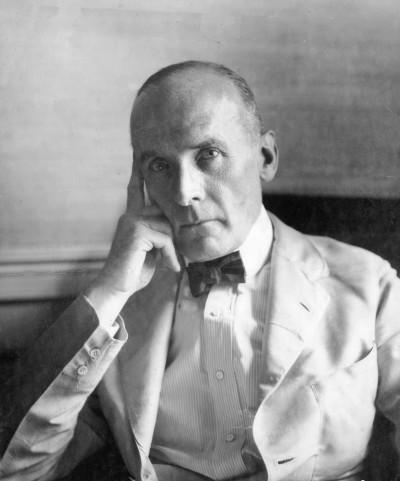 Harry Graf Kessler, um 1923 (Foto: DLA Marbach)