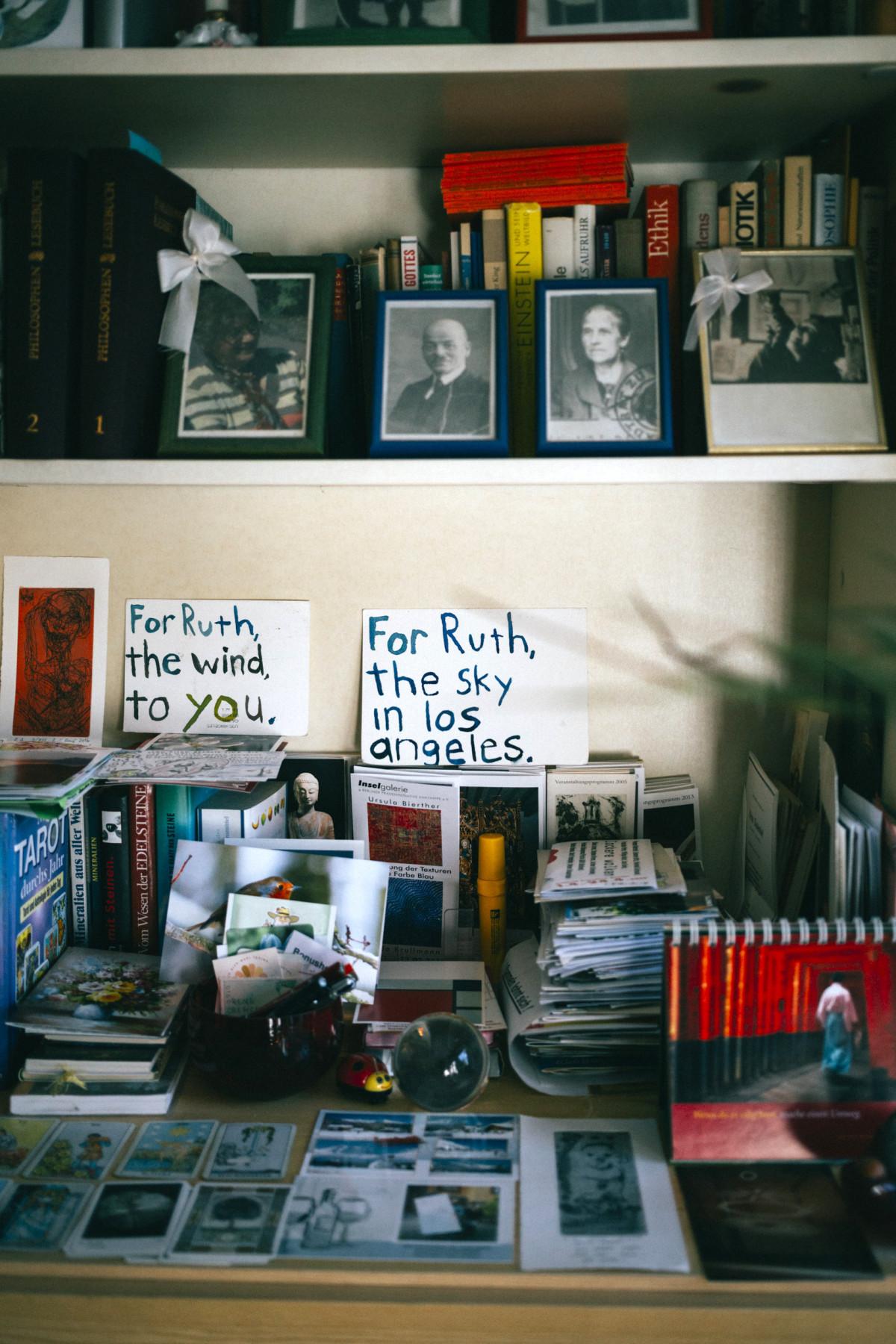 Ruth Wolf-Rehfeldt - Sammlung von Briefen