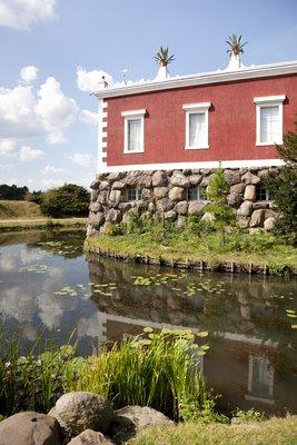Villa Hamilton im Gartenreich Dessau-Wörlitz