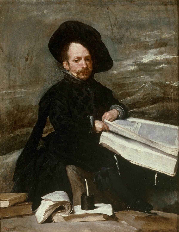 Diego Velázquez: Der Hofnarr Diego de Acedo, 1635, © Museo Nacional del Prado
