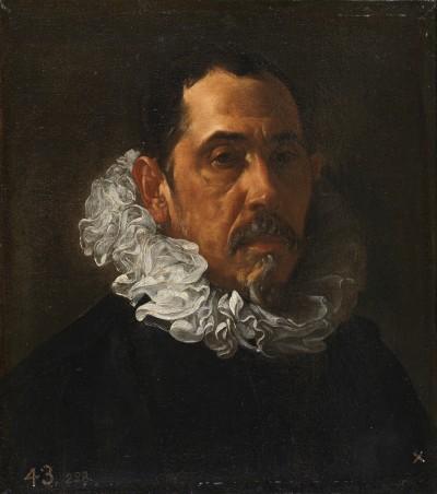 Diego Velázquez: Francisco Pacheco, ca. 1620, © Museo Nacional del Prado, © Photographic Archive, Museo Nacional del Prado, Madrid
