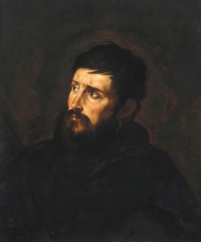 Jusepe de Ribera: Brustbild eines Mannes, um 1613-1615, © Staatliche Museen zu Berlin, Gemäldegalerie (Foto: Jörg P. Anders)