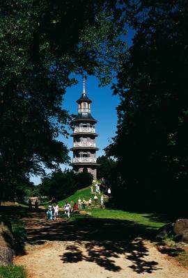 Schlossgarten Oranienbaum