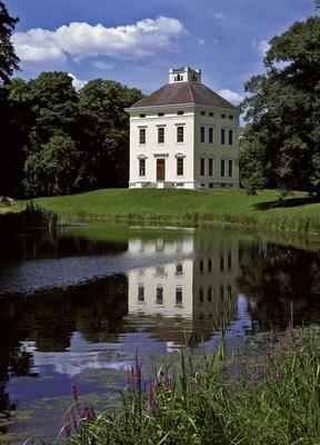 Schloss Luisium in den Wörlitzer Anlagen