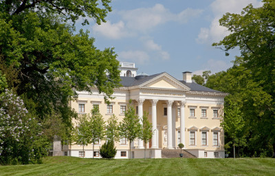 Schloss Wörlitz (Foto: Wikimedia)