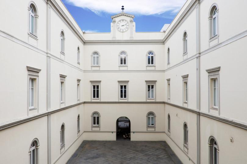 MADRE · museo d'arte contemporanea Donnaregina, Napoli, Ingresso, Photo © Amedeo Benestante, Courtesy Fondazione Donnaregina per le arti contemporanee, Napoli