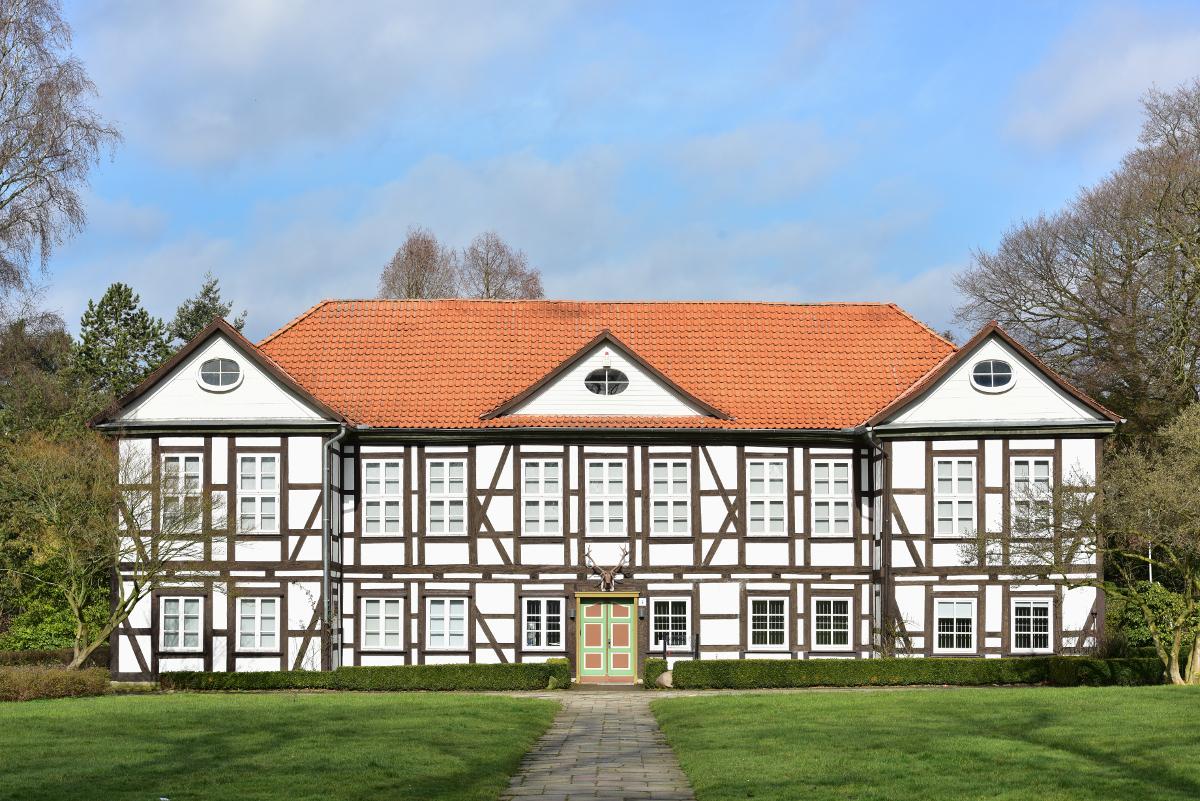 Das Jagdschloss Seesen wurde im 18. Jahrhundert errichtet und dient heute als Museum