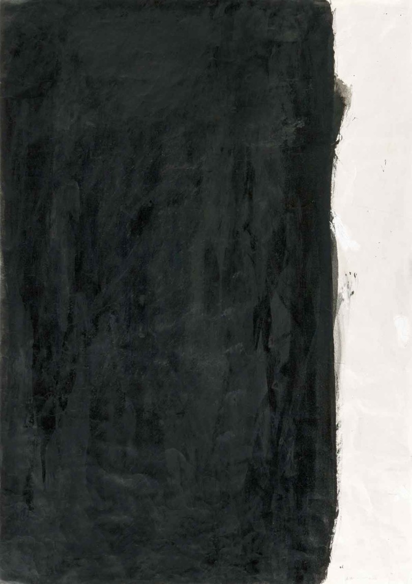 Arnulf Rainer (*1929), Kreuzarchitektur (Foto: Galerie Ruberl, Wien)