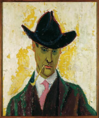 Lyonel Feininger: Paris 1912. Die Rückkehr eines verlorenen Gemäldes