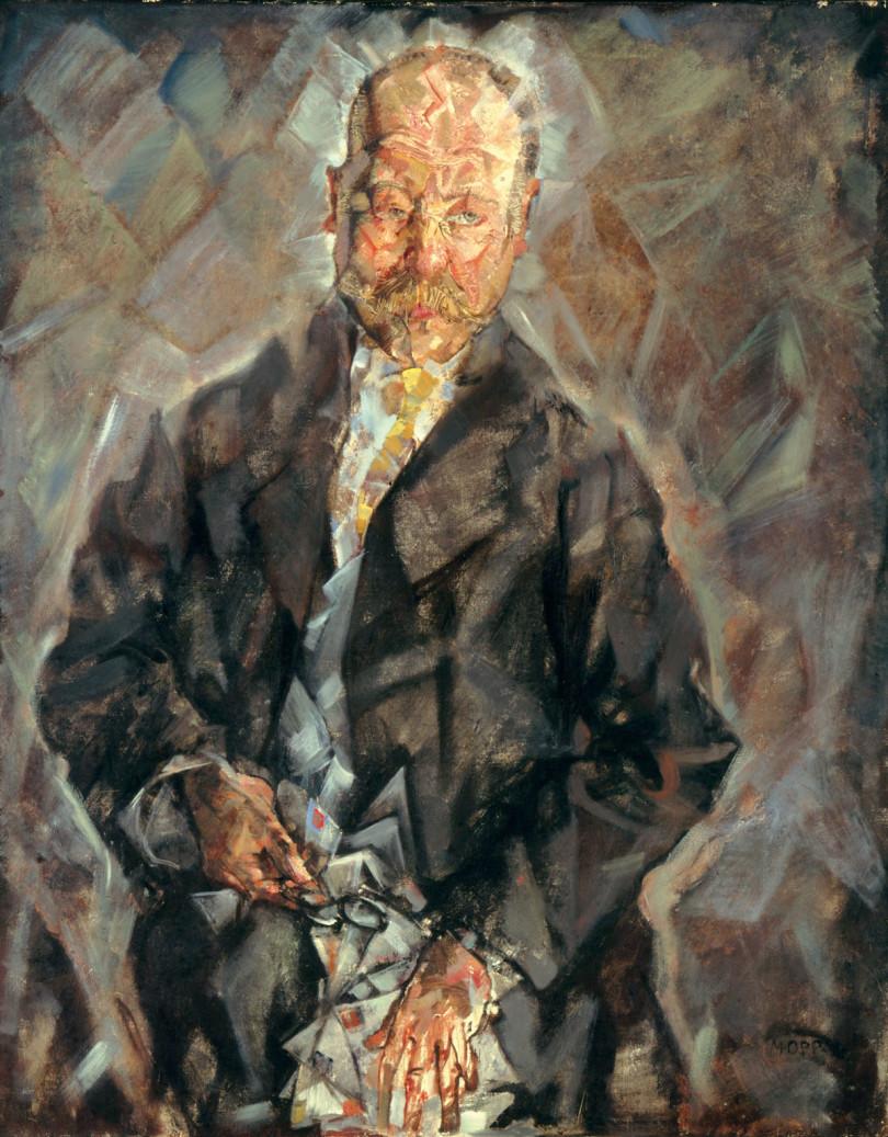 Heinrich Thannhauser zeigte in seiner 1904 gegründeten