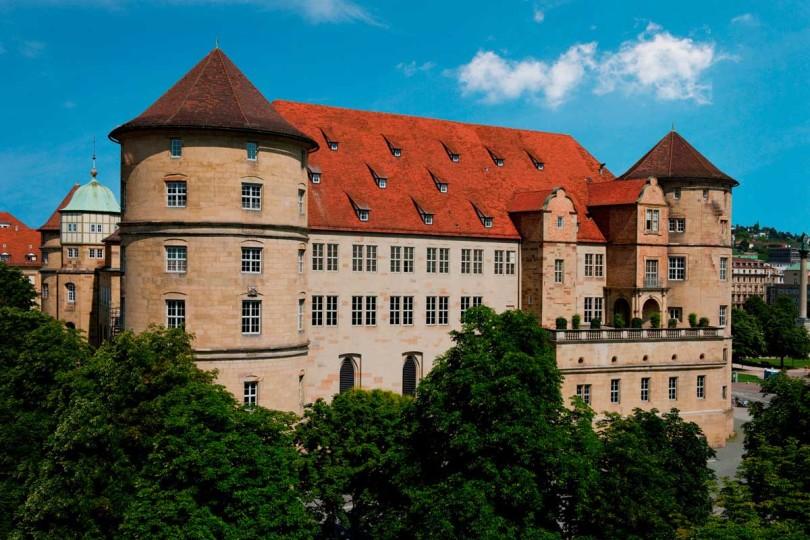 Das Alte Schloss beherbergt die Sammlungen des Landesmuseums Württemberg (Foto:H. Zwietasch/Landesmuseum Württemberg)