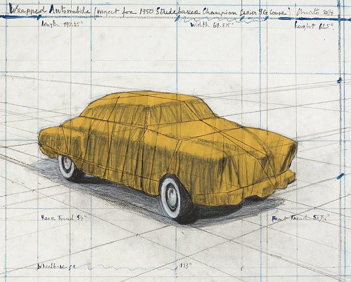 Christo und Jeanne-Claude: