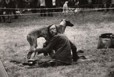 Hundeausstellung, Ostberlin, 1978 (Foto: Sibylle Bergemann)