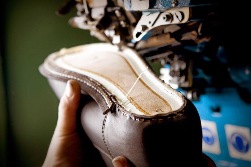 Die Wiener Schuhmanufaktur zählt zu den ersten Adressen für exklusive, rahmengenähte Schuhe und ist eines der wenigen Unternehmen seiner Art, welches noch das Rahmennähen nach der Goodyear-Methode beherrscht. (Foto: Ludwig Reiter)