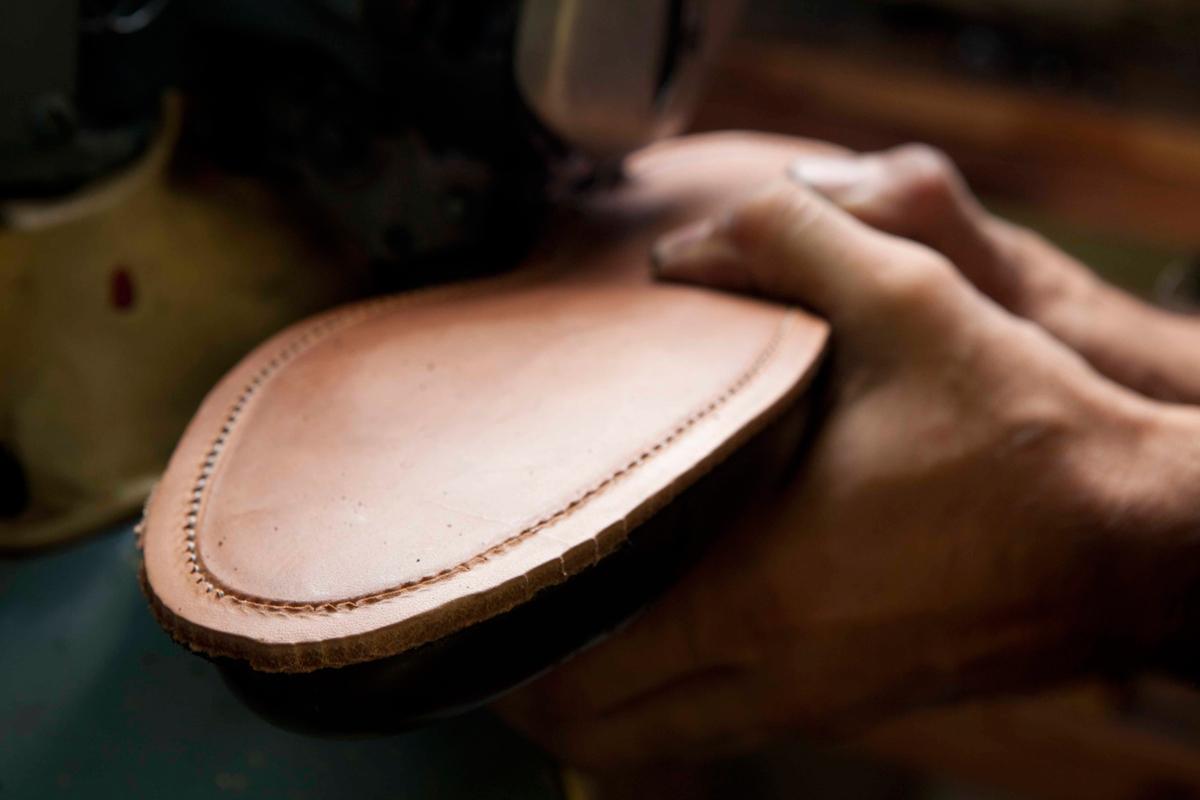 Ludwig Reiter I., Gründer des Unternehmens, erlernte sein Handwerk bei einem italienischen Schuhmacher in Karlsbad. 1885 zog er nach Wien, wo er seine eigene Schuhwerkstatt eröffnete. (Foto: Ludwig Reiter)