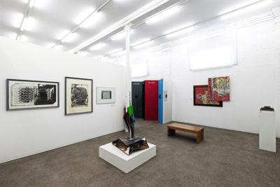 Das Museum Fluxus+ in Potsdam zeigt eine umfangreiche Privatsammlung