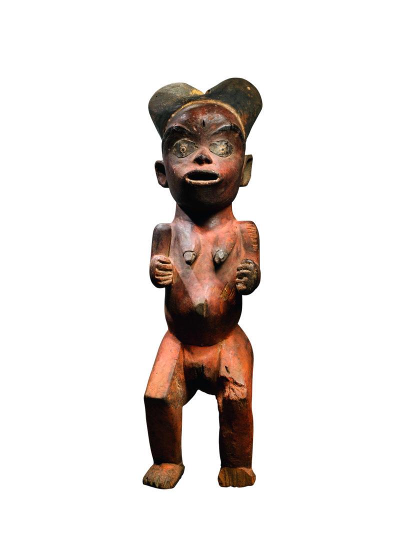 Tsogo-Figur aus Gabun