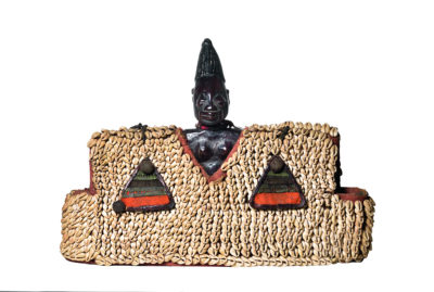 Yoruba-Zwillingsfigur aus Nigeria (Foto: Galerie Simonis, Düsseldorf)