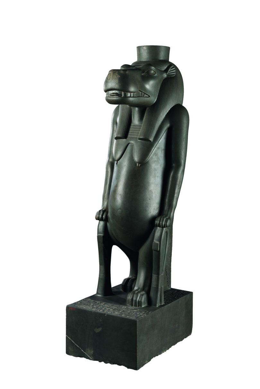 Statue der Göttin Thoëris