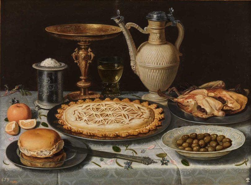 Clara Peeters (1594-1658), Öl/Holz, 1611, 52x73cm (Foto: Museo Nacional de Prado)