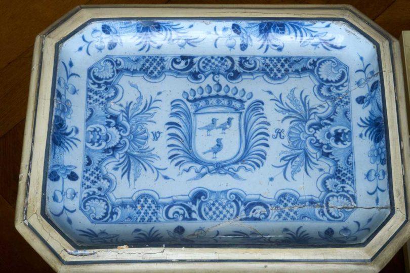 Teetisch der Manufaktur Kongensgade