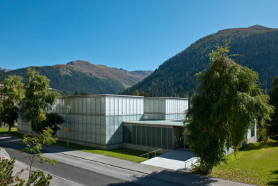Das Kirchner-Museum in Davos
