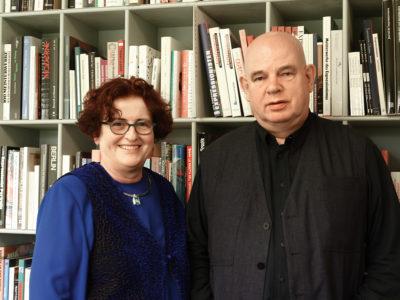 Roman Norberts Tochter Ingeborg Henze-Ketterer und ihr Mann Wolfgang Henze verwalten den Kirchner-Nachlass, (Foto: www.kettererkunst.de)