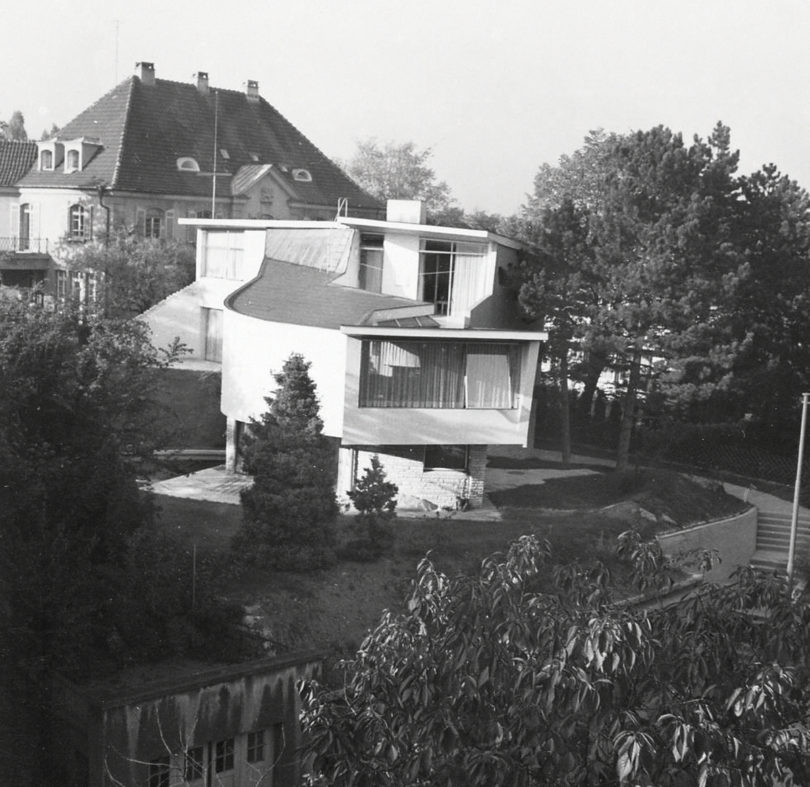 Wolfgang Ketterer eröffnete seine Galerie 1953 in Stuttgart, erbaut von Chen Kuen Lee, (Foto: www.kettererkunst.de)
