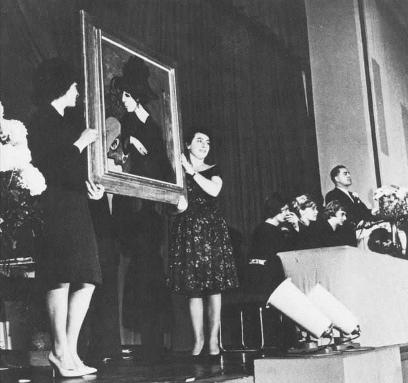 Zum Rekordpreis hatte der Auktionator im Jahr 1959 Ernst Ludwig Kirchners