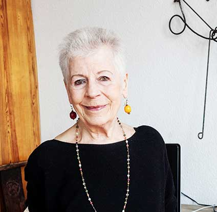 Ursula Sax (Foto: Paula Winkler)