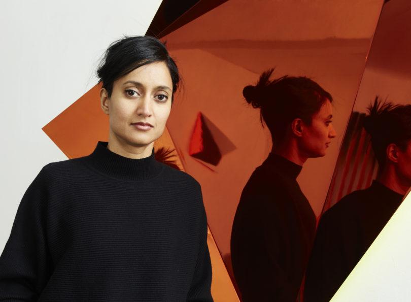 Die Gewinnerin des Abrraj Group Art Prize 2017, Rana Begum (Foto: Philip White)