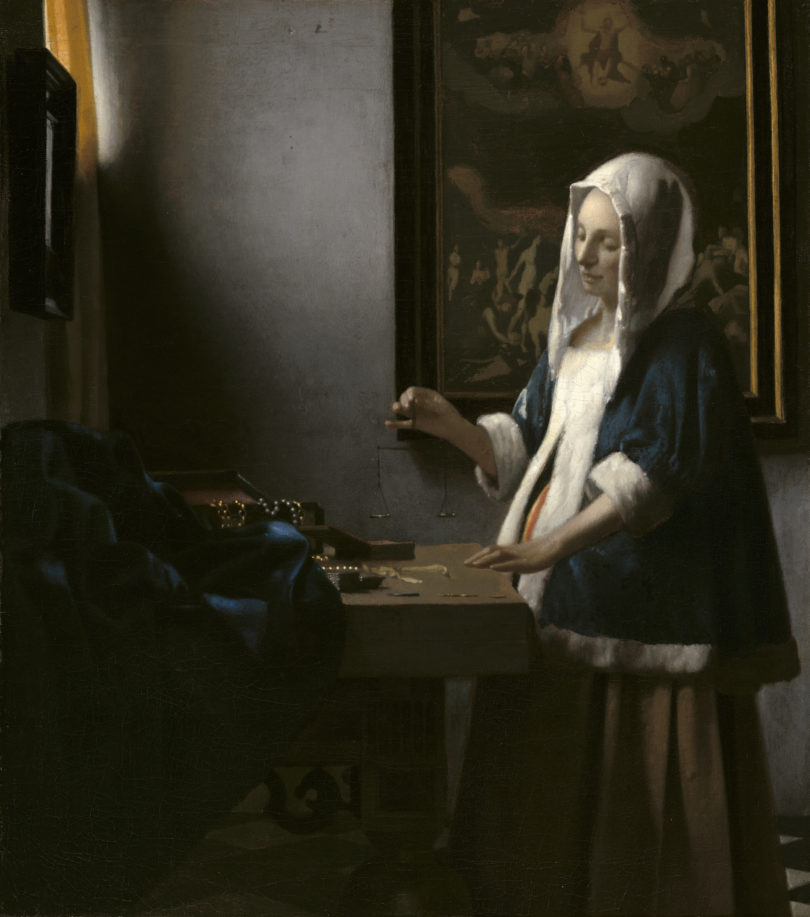 Genremalerei vermeer  Jan Vermeer in der National Gallery in Washington | WELTKUNST