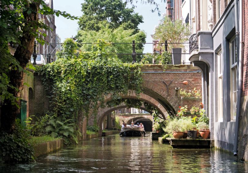 Kromme-Nieuwegracht in Utrecht, (Foto: Anita, Back/aif)