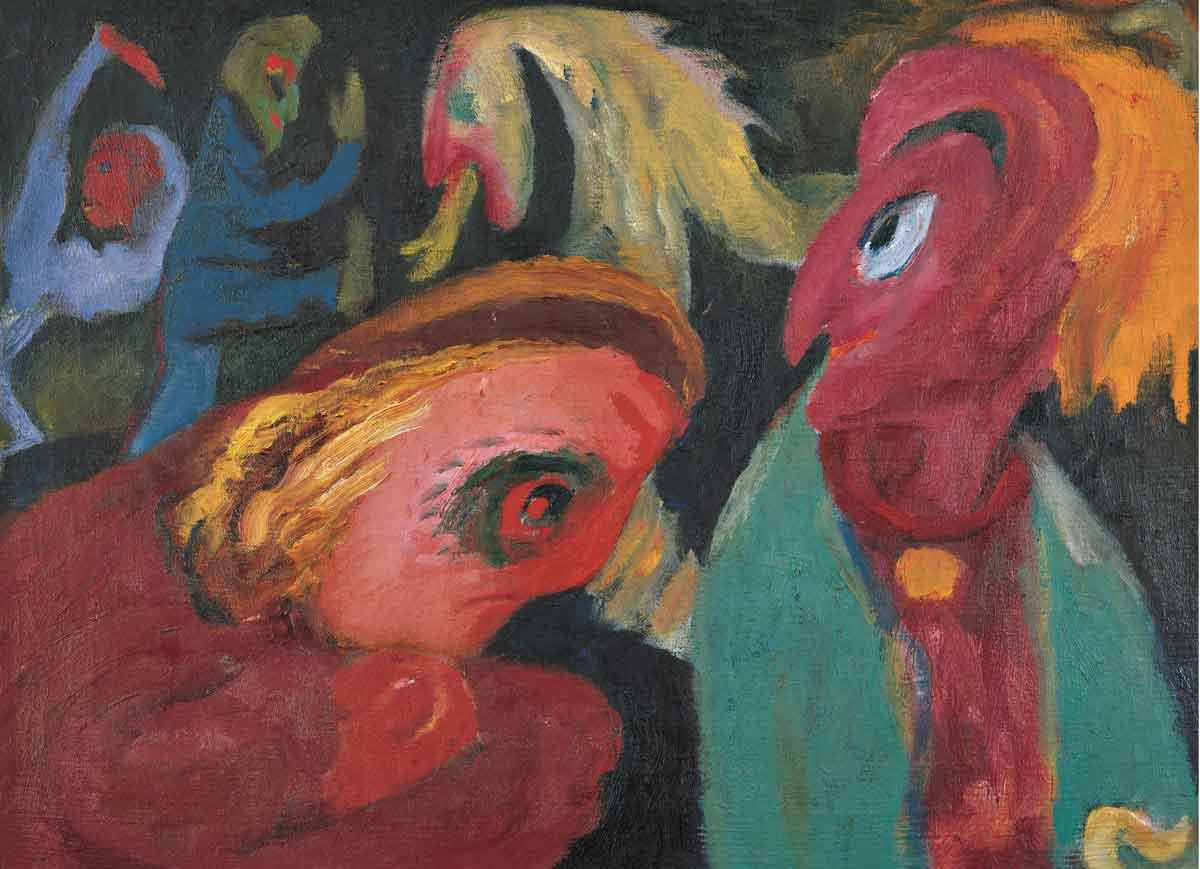 Emil Nolde (1876-1956),