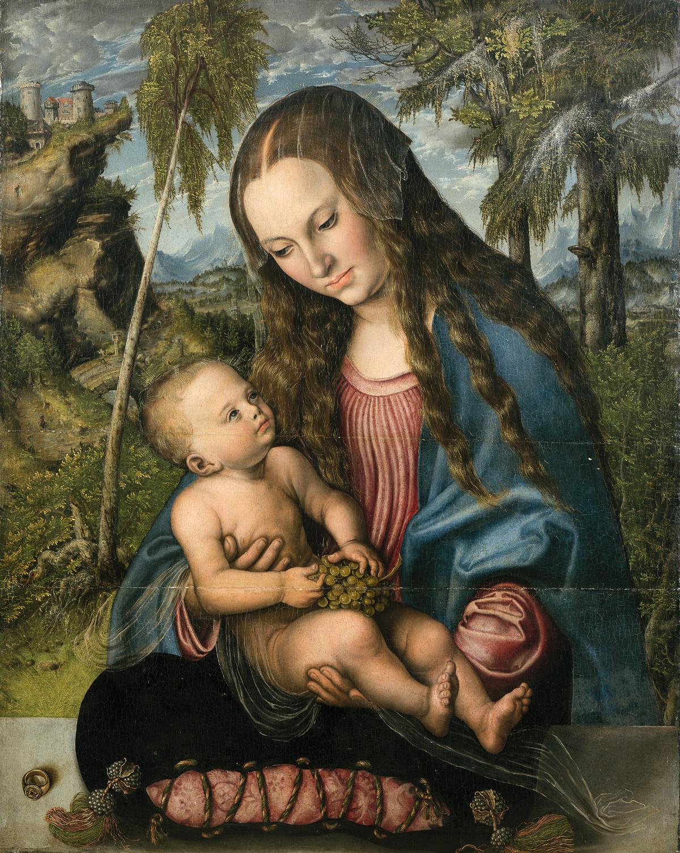 Cranachs um 1510 gemalte