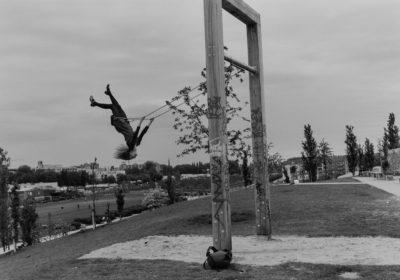 Sibylle Bergemann, Mauerpark, Berlin, 1996, courtesy Loock Galerie ©Nachlass Sibylle Bergemann; Ostkreuz