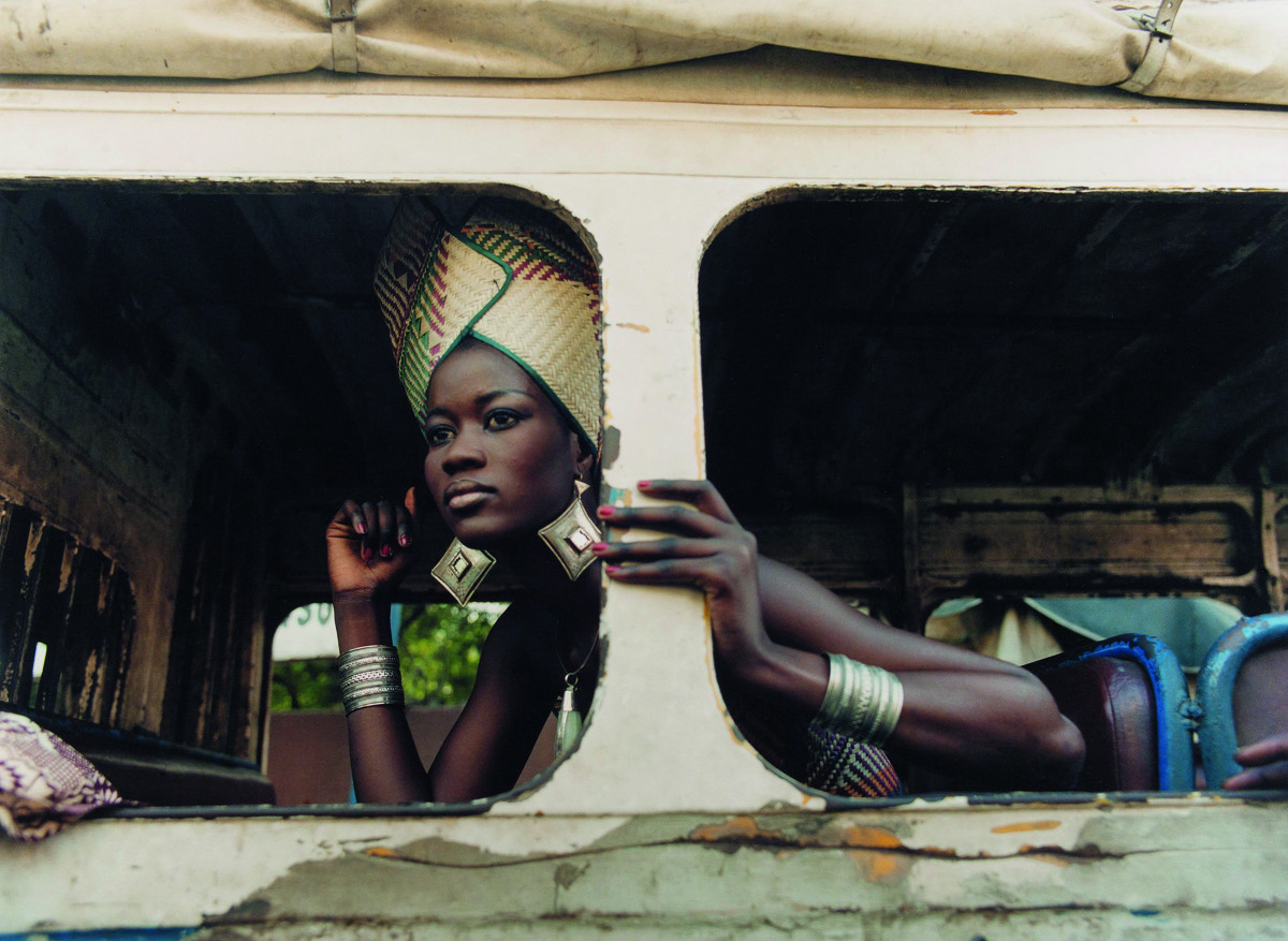 Sibylle Bergemann, Dakar, 2001, courtesy Loock Galerie ©Nachlass Sibylle Bergemann; Ostkreuz