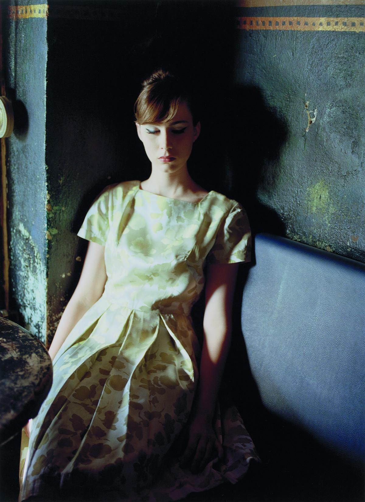 Sibylle Bergemann, Lily, Berlin, 2009, courtesy Loock Galerie ©Nachlass Sibylle Bergemann; Ostkreuz