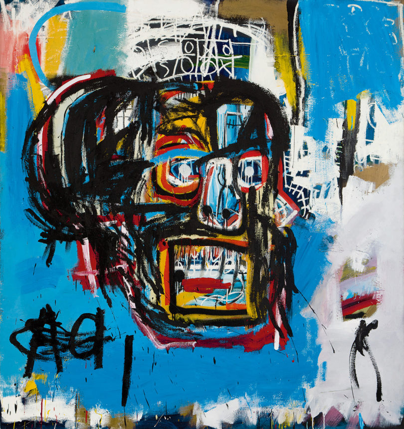 Jean Michel-Basquiat: Untitled, 1982 © 2017 The Estate of Jean-Michel Basquiat / ADAGP, Paris / ARS
