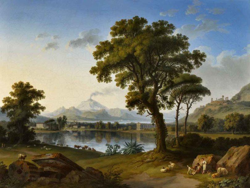 Jacob Philipp Hackert (1737-1807),