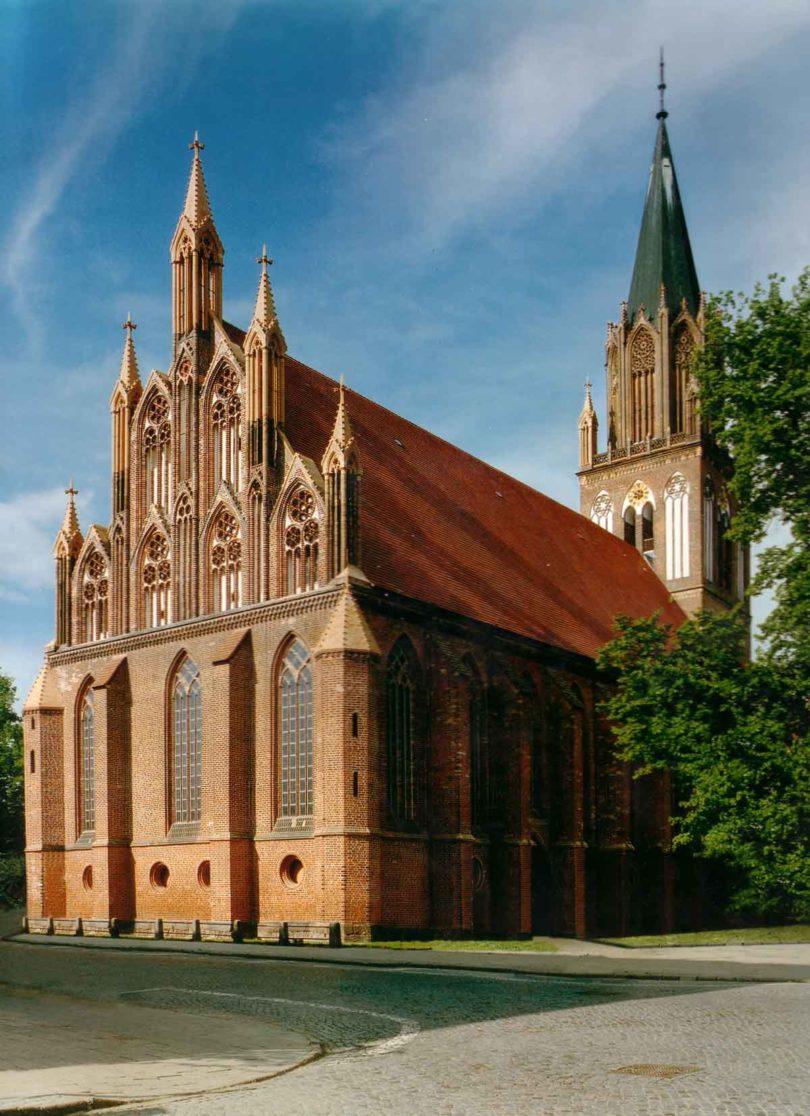 Konzertkirche St. Marien in Neubrandenburg (Foto: VZN/Hinz)