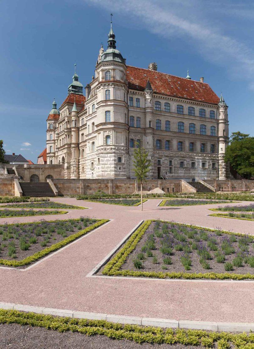 Renaissancebau von Schloss Güstrow (Foto: Michael Setzpfandt/Staatliches Museum Schwerin)