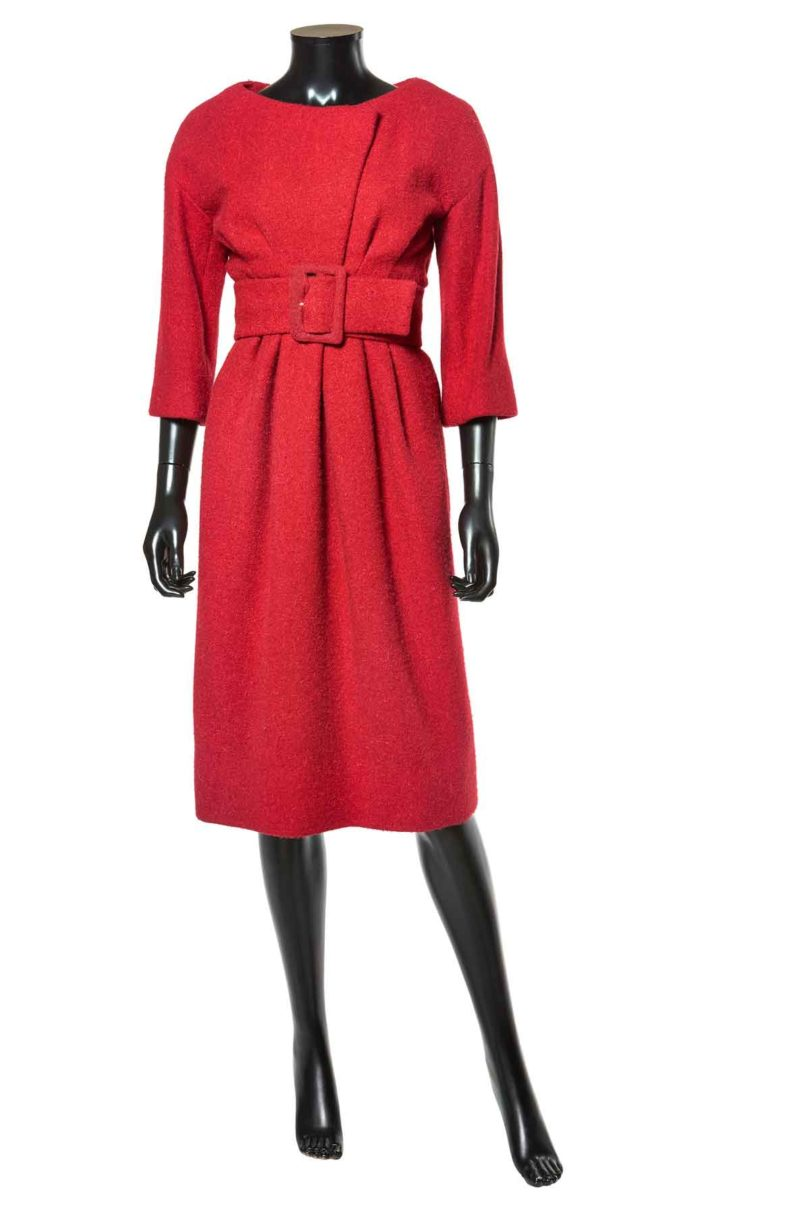 Christian Dior by Yves Saint Laurent, Jacke und Kleid