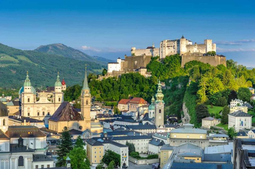 Salzburg und Dom (Foto: salzburg.info)