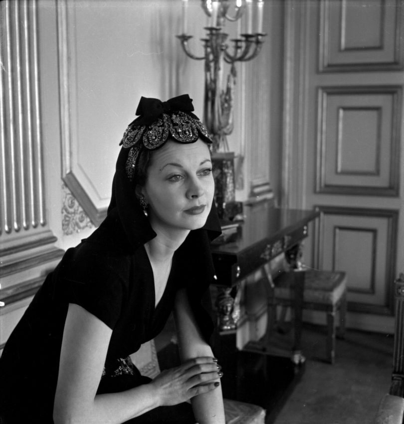 Vivien Leigh, 1947 Photograph by Cecil Beaton ©Sotheby's Cecil Beaton Studio Archive
